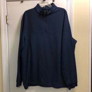 Nike Navy Blue Golf Jacket XL